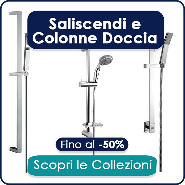 Saliscendi e Colonne Doccia