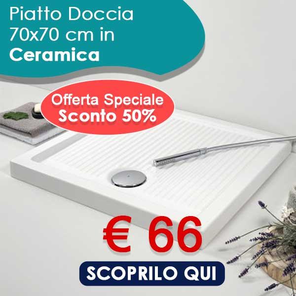 Piatto Doccia 80x80